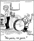 Cartoonist Mike Twohy  That's Life 2004-01-17 mother son