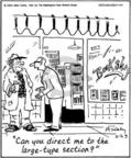 Cartoonist Mike Twohy  That's Life 2004-02-23 letter
