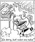 Cartoonist Mike Twohy  That's Life 2003-09-05 forbidden