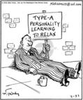 Cartoonist Mike Twohy  That's Life 2004-03-31 executive