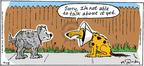 Cartoonist Mike Twohy  That's Life 2004-04-18 veterinarian