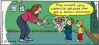 Cartoonist Mike Twohy  That's Life 2004-05-09 mother son