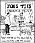 Cartoonist Mike Twohy  That's Life 2004-06-02 apparel