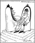Cartoonist Mike Twohy  That's Life 2004-07-03 royal
