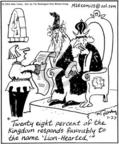 Cartoonist Mike Twohy  That's Life 2004-07-27 royal