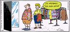 Cartoonist Mike Twohy  That's Life 2004-08-01 clothing