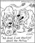 Cartoonist Mike Twohy  That's Life 2004-08-13 nutrition