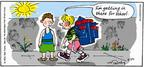 Cartoonist Mike Twohy  That's Life 2004-08-22 education
