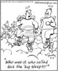 Cartoonist Mike Twohy  That's Life 2004-09-04 run