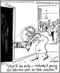 Cartoonist Mike Twohy  That's Life 2004-09-17 mom