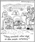 Cartoonist Mike Twohy  That's Life 2004-11-05 companionship