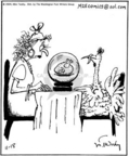 Cartoonist Mike Twohy  That's Life 2004-11-18 ball