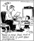 Cartoonist Mike Twohy  That's Life 2004-11-27 family life