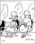 Cartoonist Mike Twohy  That's Life 2004-11-29 companionship