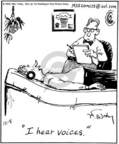 Cartoonist Mike Twohy  That's Life 2004-12-08 mental health