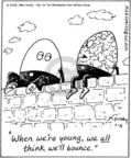 Cartoonist Mike Twohy  That's Life 2005-01-11 youthful