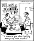 Cartoonist Mike Twohy  That's Life 2005-01-31 warn