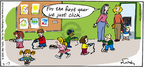 Cartoonist Mike Twohy  That's Life 2005-03-13 education