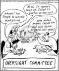 Cartoonist Mike Twohy  That's Life 2005-03-21 executive