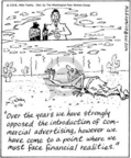 Comic Strip Mike Twohy  That's Life 2005-04-16 water