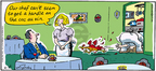 Cartoonist Mike Twohy  That's Life 2005-04-24 chef