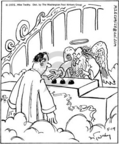 Cartoonist Mike Twohy  That's Life 2005-05-19 game