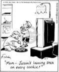 Cartoonist Mike Twohy  That's Life 2005-06-01 mom