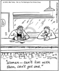 Cartoonist Mike Twohy  That's Life 2005-08-18 male
