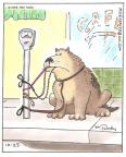 Comic Strip Mike Twohy  That's Life 2005-10-25 dog