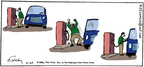 Cartoonist Mike Twohy  That's Life 2005-11-27 energy