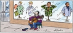 Cartoonist Mike Twohy  That's Life 2007-03-25 have