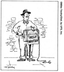 Cartoonist Mike Twohy  That's Life 2007-11-13 his