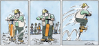 Cartoonist Mike Twohy  That's Life 2006-11-12 his