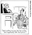 Cartoonist Mike Twohy  That's Life 2007-08-11 payment