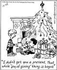 Cartoonist Mike Twohy  That's Life 2003-12-25 interest