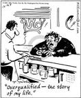 Cartoonist Mike Twohy  That's Life 2003-12-27 over