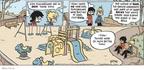 Comic Strip Rina Piccolo  Tina's Groove 2010-01-17 cold