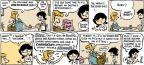 Comic Strip Rina Piccolo  Tina's Groove 2012-11-25 chiropractor