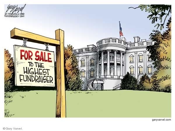 Cartoonist Gary Varvel  Gary Varvel's Editorial Cartoons 2008-10-28 2008 election