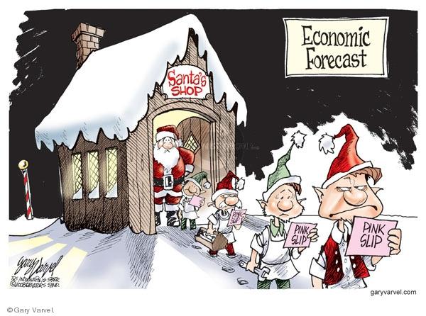 Gary Varvel  Gary Varvel's Editorial Cartoons 2008-10-31 pole