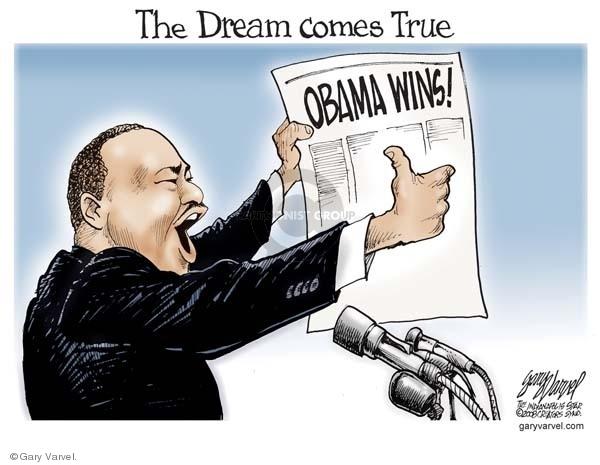 Cartoonist Gary Varvel  Gary Varvel's Editorial Cartoons 2008-11-05 2008 election