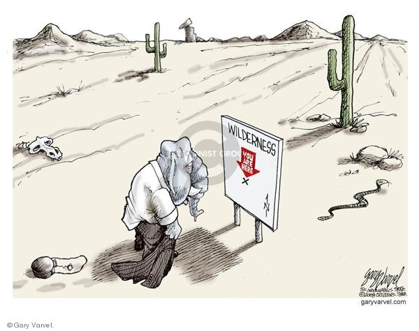 Gary Varvel  Gary Varvel's Editorial Cartoons 2008-11-17 map