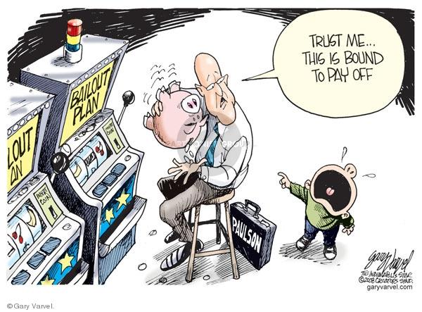 Gary Varvel  Gary Varvel's Editorial Cartoons 2008-11-28 off