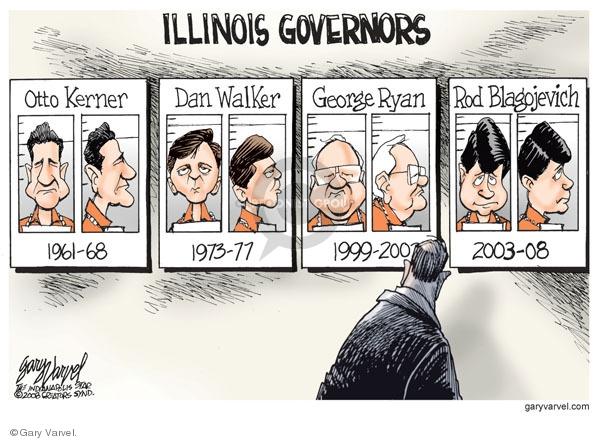 Gary Varvel  Gary Varvel's Editorial Cartoons 2008-12-10 1968