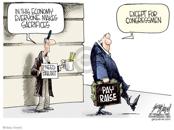 Cartoonist Gary Varvel  Gary Varvel's Editorial Cartoons 2008-12-22 Congress