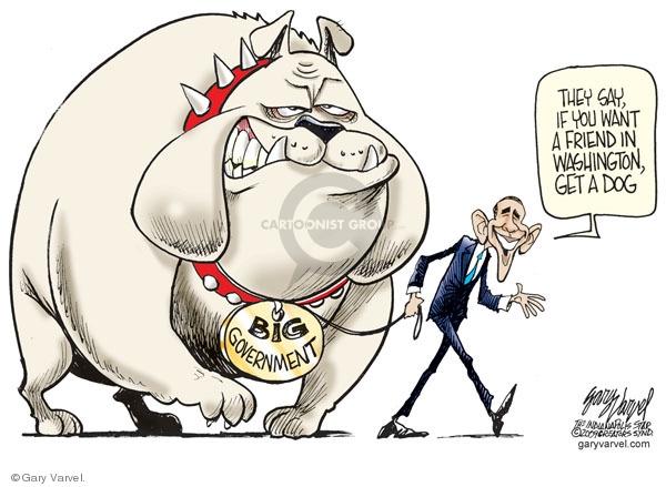 Gary Varvel  Gary Varvel's Editorial Cartoons 2009-01-08 elect