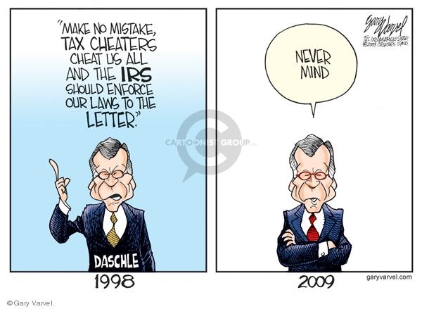 Gary Varvel  Gary Varvel's Editorial Cartoons 2009-02-03 1990s