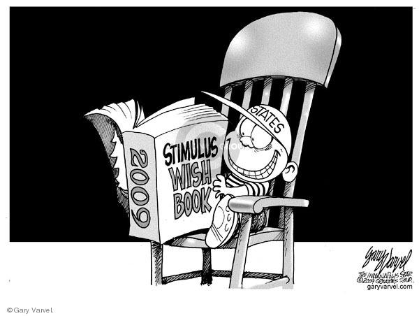 Gary Varvel  Gary Varvel's Editorial Cartoons 2009-02-09 2009