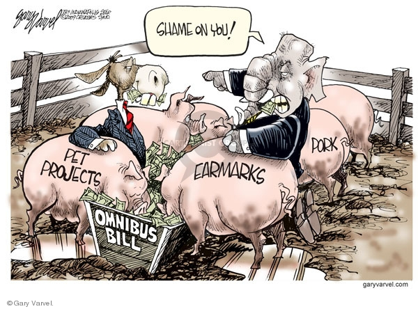 Gary Varvel  Gary Varvel's Editorial Cartoons 2009-03-05 republican party