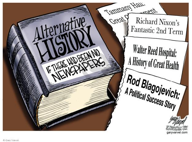 Cartoonist Gary Varvel  Gary Varvel's Editorial Cartoons 2009-03-16 amendment
